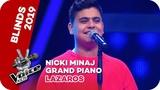Nicki Minaj - Grand Piano (Lazaros) The Voice Kids 2019 SAT.1