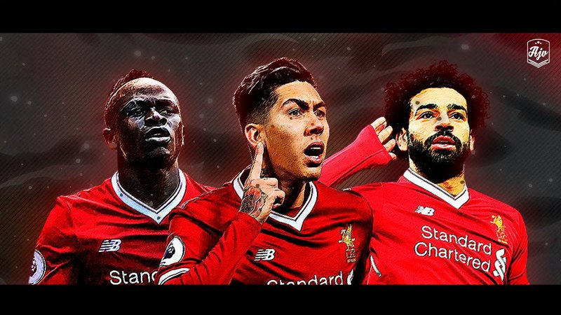 Salah, Firmino, Mane 2018 - The Terrifying Trio   HD