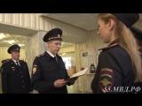 Присяга УМВД России по Омской области - 25 мая 2018 года