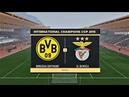 Borussia Dortmund vs SL Benfica International Champions Cup 2018 Amazing Atmosphere