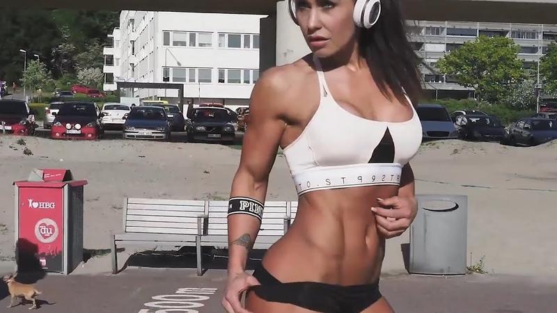 Progressive Psytrance mix female fitness motivation (bONUS MiX)