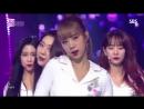 MShow 180415 WJSN우주소녀 - Dreams Come True꿈꾸는 마음으로 Inkigayo @ Cosmic Girls