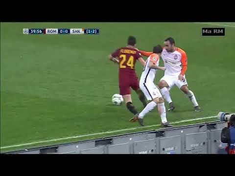 Alessandro Florenzi wonderful skill vs Shakhtar donetsk (1332018)