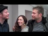 Jamie Hewlett &amp Damon Albarn Gorillaz Interview with Allison Hagendorf