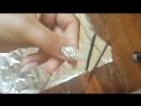 Бриллиант на ногтях своими руками. Пошаговый МК