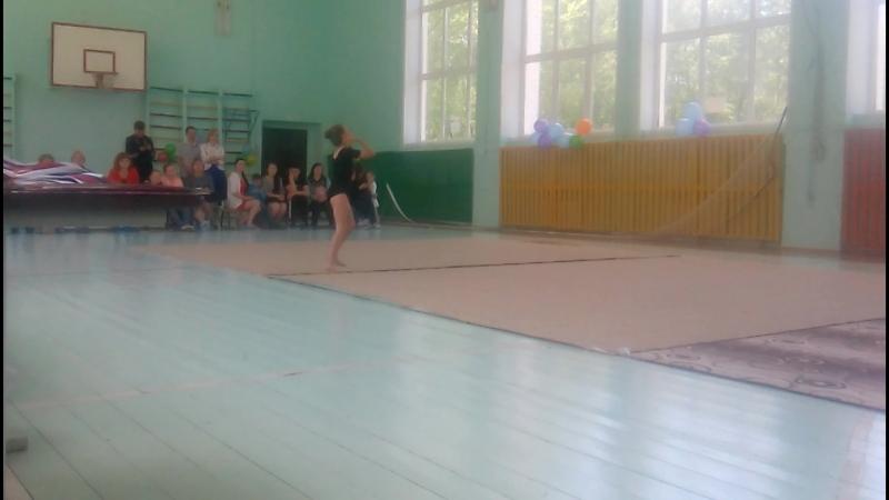 гимнастика систренка