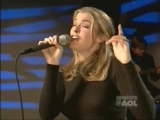 Leann Rimes - How Do I Live Live @ AOL sessions