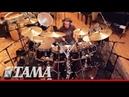 Simon Phillips on TAMA STAR Maple Drum Kit vol.2