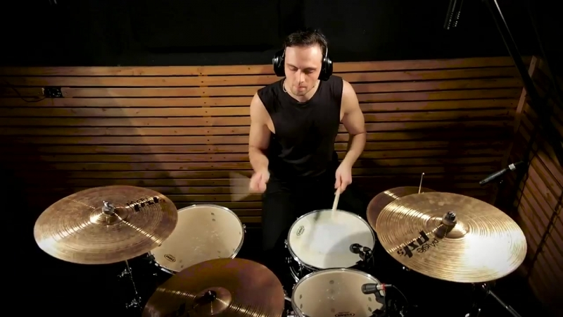 Jenya Dietrich - Blink 182 (Rock Show) Drum Cover