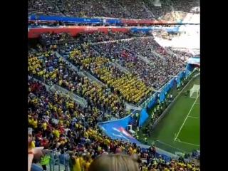 шведы поют