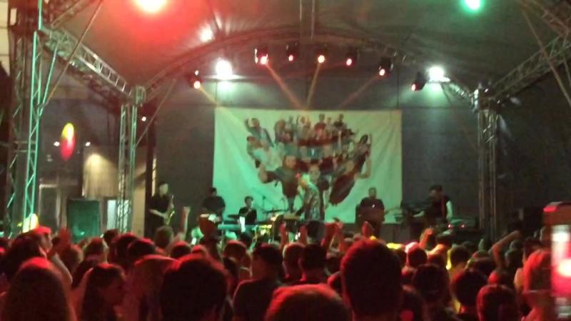 Tesla Boy - The House Music Anthem (Perelman Fest 11.08.2018)