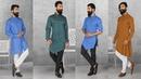 Men's Latest Fashionable Kurta Pajama Collection