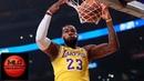 Los Angeles Lakers vs Houston Rockets 1st Half Highlights | 10.20.2018, NBA Season