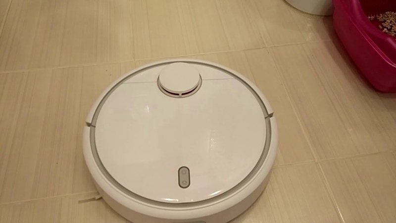 Обзор | пылесос Xiaomi Mi Robot Vacuum Cleaner