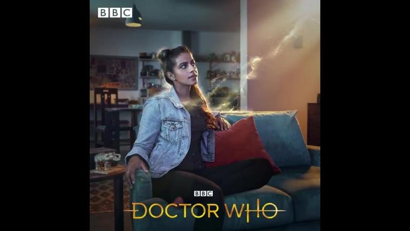 Meet the Doctor's new friend, Yaz DoctorWho