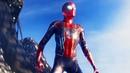 Новый костюм Человека-паука / Мстители: Война бесконечности (2018)