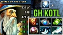 Gh World's Best KOTL - New Meta Build with Refresher and Octarine - NEW IMBA Will-O-Wisp Spell Dota2
