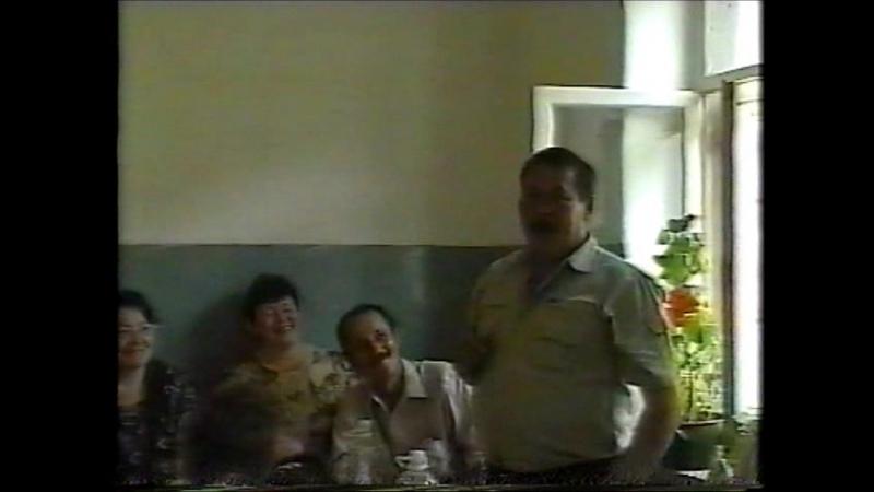 Встеча выпусников Кряш Сердинской Ср. Школы -1974г