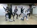 Dancing room BTS ушли в отрыв