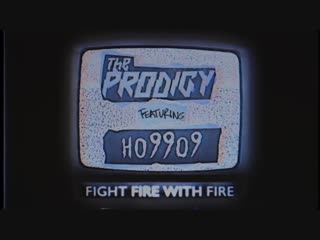 The Prodigy - Fight Fire With Fire (feat. Ho99o9) (Official Audio 2018)