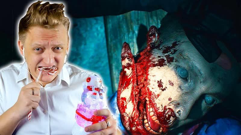 TheWarpath Что случилось с ВАРПАЧЕМ после САМОГО СТРАШНОГО ХОРРОРА В 2019 ГОДУ Resident Evil 2 Remake demo
