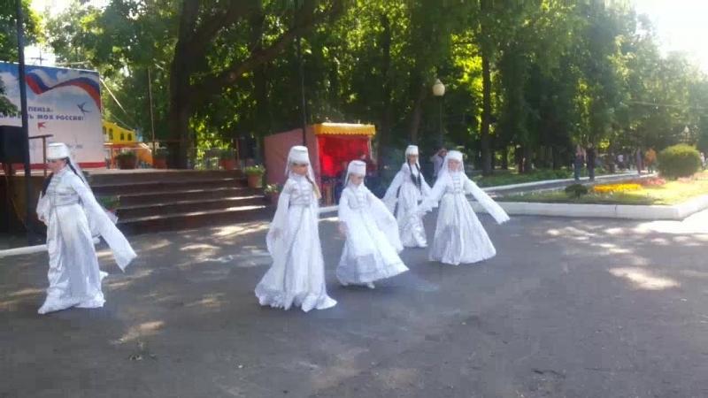 Лебеди в парке Белинского. ШКТ Чегет. День города Пенза