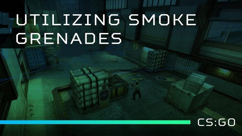 Utilizing Smoke Grenades in CS:GO   Steel   Training Room by Predator