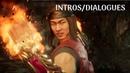 Mortal Kombat 11 Liu Kang All Interaction Dialogues
