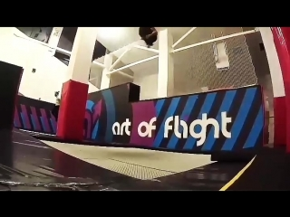батутный центр Art of flight
