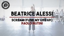 Beatrice Alessi Scream Funk my life up by Paolo Nutini IDANCECAMP 2018