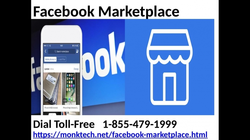 Know how to sell on 1-855-479-1999 facebook marketplace to increase buyers