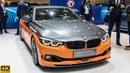 BMW Alpina B4 S Bi-Turbo AWD Edition 99 Coupe (2018)