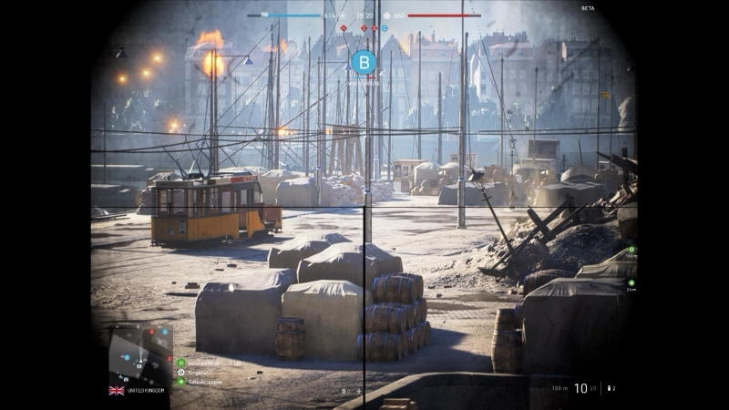 Battlefield V...Городской романс ч.2...
