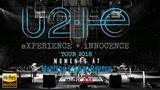 U2 eXPERIENCE + iNNOCENCE Tour 2018 MULTICAM (Heigh resolution Audio)