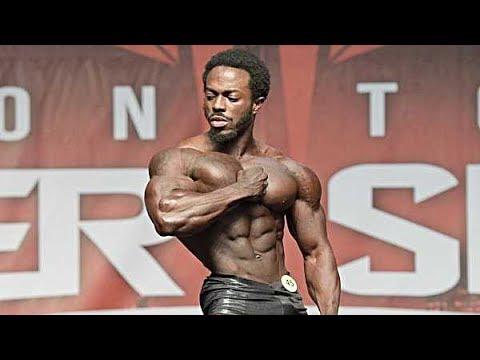 EN ESTETİK KLASİK VÜCUT ŞAMPIYONU - Terrence Ruffin | Fitness Motivasyon