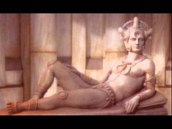 Dagoth - O deus dos sonhos...