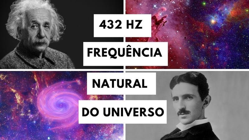 432 Hz | O SEGREDO POR TRÁS DA FREQUÊNCIA NATURAL DO UNIVERSO