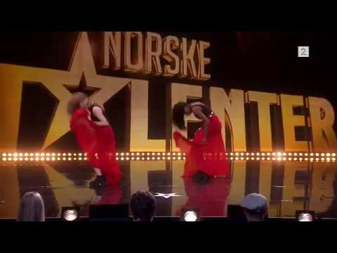 Norway´s Got Talent: Sistar Girl Generation B.A.P (Dance Cover by U.See)