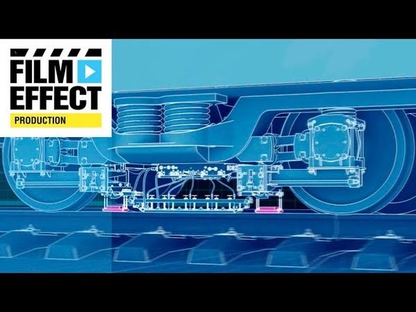 Презентационный фильм Радиоавионика - дефектоскопия. ФильмЭффект | Filmeffect production