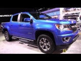 Chevrolet Colorado Z71 2018 - Exterior and Interior Walkaround - 2018 Detroit Auto Show