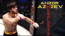 Anzor Azhiev | KSW | Highlights/Knockouts 2017