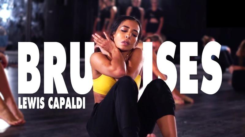 Lewis Capaldi - BRUISES | Contemporary dance | Choreography Sabrina Lonis