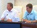 Внеплановое заседание городской комиссии по предупреждению и ликвидации чрезвычайных ситуаций.
