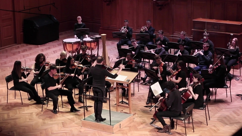 Mozart - Overture Zauberflote