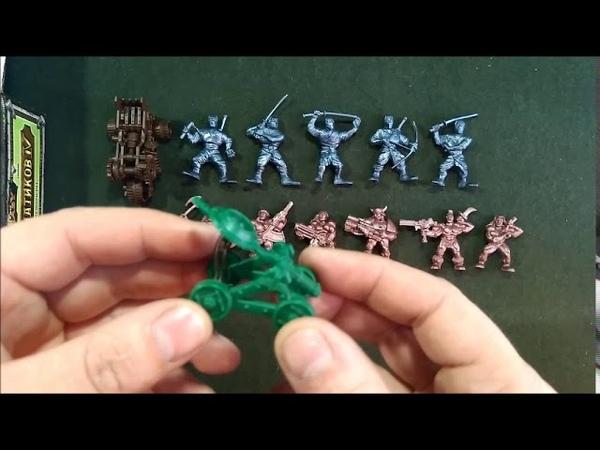 Армия солдатиков 4/технолог
