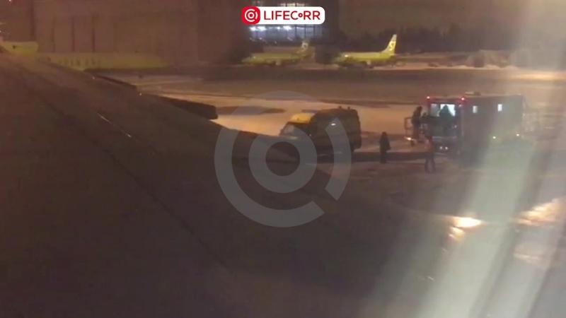 Самолёт рейса «Москва-Владивосток» экстренно сел в Новосибирске из-за больного пассажира
