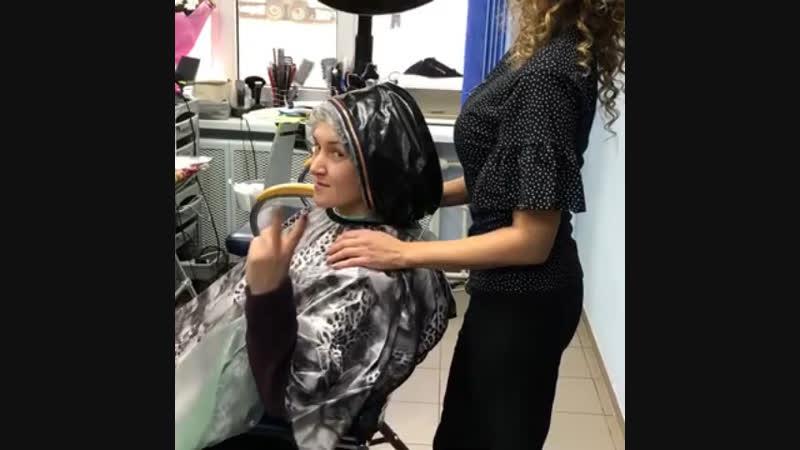 Красивые волосы,ботокс kv-1.Анечка довольна)