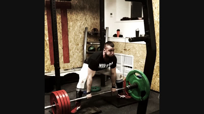 260kg 4х3 с плинтов 8см 220kg 4x4 из ямы 4 см 185kg в классике 5х5 powerlifting deadlift