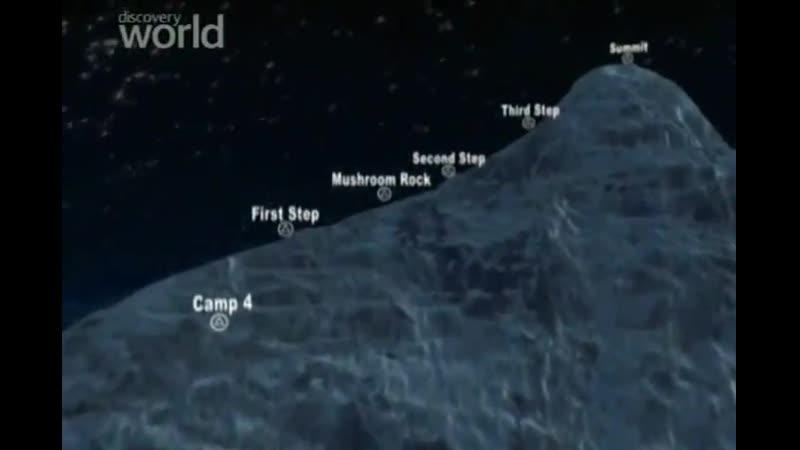 Мёртвая зона. Эверест - За гранью возможного. Эпизод 1. 04 серия. (2006г.).