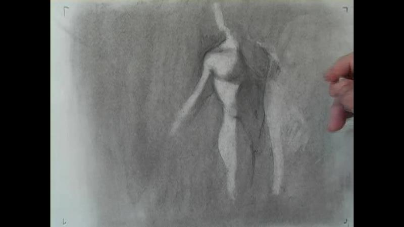 Matthew Archambault - Drawing Tutorials Online - Charcoal_03